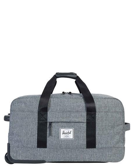20f62559a859 Herschel Supply Co Wheelie Outfitter 63L Travel Bag - Raven ...