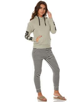 SILVER SAGE WOMENS CLOTHING BILLABONG JUMPERS - 6575691GRN