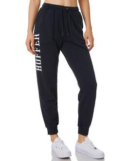 INDIGO WOMENS CLOTHING HUFFER PANTS - WPA91S71342IND