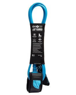 BLACK BLUE BOARDSPORTS SURF DAKINE LEASHES - 10001793BLKBL