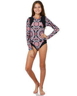 BLACK BOARDSPORTS SURF SEAFOLLY GIRLS - 15590BLK