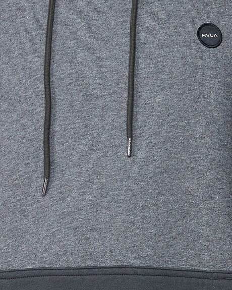 SMOKEY GREY MENS CLOTHING RVCA JUMPERS - RV-R107169-SYT