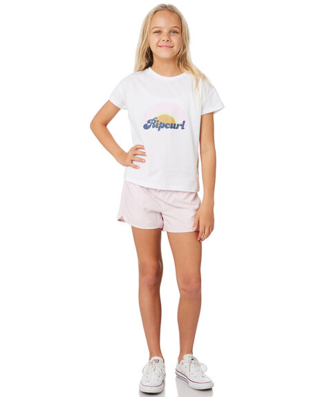 LILAC KIDS GIRLS RIP CURL SHORTS + SKIRTS - JBOBF10108