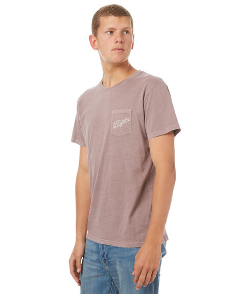 OCHRE MENS CLOTHING RHYTHM TEES - JUL17-TS02-OCH
