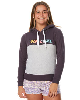 NINE IRON KIDS GIRLS RIP CURL JUMPERS - JFEAX14285