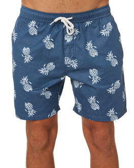 NAVY MENS CLOTHING SWELL BOARDSHORTS - S5202238NAVY