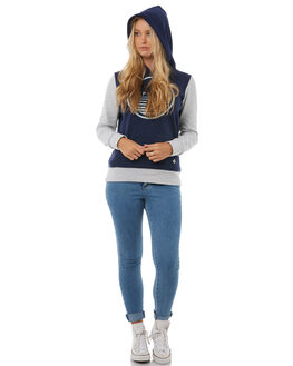 NAVY WOMENS CLOTHING RIP CURL JUMPERS - GFEGF1NAVY