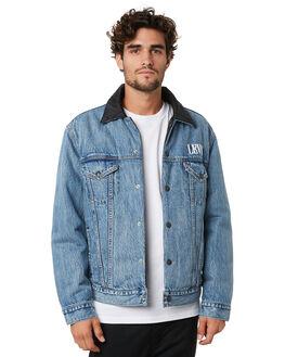 SURPRISE MENS CLOTHING LEVI'S JACKETS - 85846-0000SRPRS