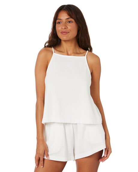 WARM WHITE OUTLET WOMENS ZULU AND ZEPHYR FASHION TOPS - ZZ3265WWHT