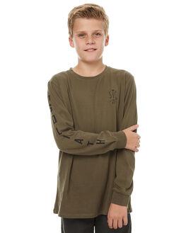 GREEN KIDS BOYS ST GOLIATH CLOTHING - 2491002GRN