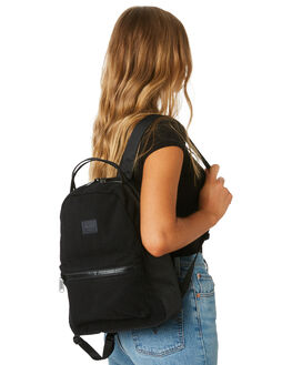 BLACK WOMENS ACCESSORIES HERSCHEL SUPPLY CO BAGS + BACKPACKS - 10502-03076-OSBLK