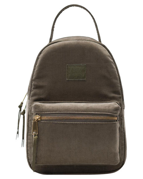 97d36b85156 Herschel Supply Co Corduroy Nova Mini Backpack - Ivy Green