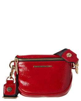 RED GOLD WOMENS ACCESSORIES QUAY EYEWEAR BAGS + BACKPACKS - QA-000324RDGLD