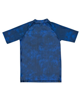 BLUE TIE DYE BOARDSPORTS SURF ALPHABET SOUP BOYS - AS-KBC8352BLTIE