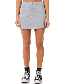 STRIPE WOMENS CLOTHING RVCA SKIRTS - R281832STR