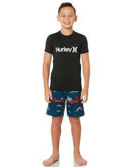 BLACK BOARDSPORTS SURF HURLEY BOYS - AO2232-010