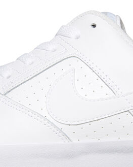WHITE WHITE MENS FOOTWEAR NIKE SNEAKERS - 942237-112