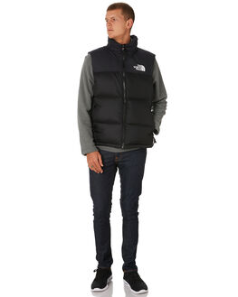 TNF BLACK MENS CLOTHING THE NORTH FACE JACKETS - NF0A3JQQJK3
