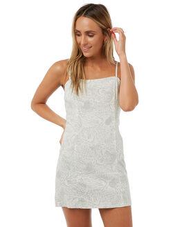 MINERAL GREEN WOMENS CLOTHING BILLABONG DRESSES - 6585471MGRN