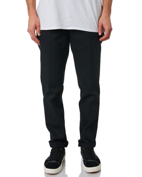 BLACK MENS CLOTHING DICKIES PANTS - WE872BLK
