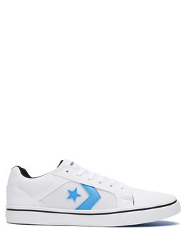 WHITE MENS FOOTWEAR CONVERSE SNEAKERS - 167122CWHT