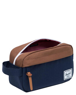 PEACOAT SADDLE BROWN MENS ACCESSORIES HERSCHEL SUPPLY CO BAGS + BACKPACKS - 10347-03266-OSPSB