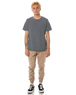 KHAKI MENS CLOTHING ACADEMY BRAND PANTS - 18W103KHA
