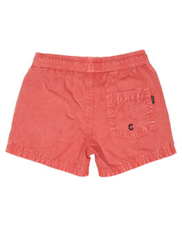 RED KIDS BOYS ST GOLIATH SHORTS - 2821022RED