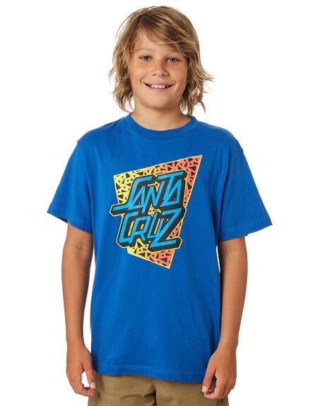 BOLT KIDS BOYS SANTA CRUZ TOPS - SC-YTA9170BLT