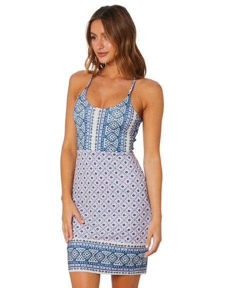 LILIAC WOMENS CLOTHING TIGERLILY DRESSES - T601404LIL