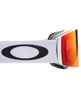 MATTE WHITE PRIZM BOARDSPORTS SNOW OAKLEY GOGGLES - OO7085-08MWP