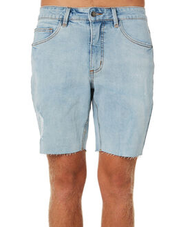 LIGHT BLUE MENS CLOTHING RIP CURL SHORTS - CWAMS11080