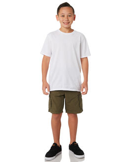 MILITARY KIDS BOYS SWELL SHORTS - S3164233MIL