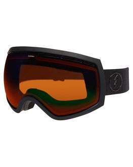 MATTE BLK BROSE BLU SNOW ACCESSORIES ELECTRIC GOGGLES - EG0516101BRBL