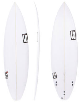 CLEAR BOARDSPORTS SURF SIMON ANDERSON SURFBOARDS - SAFUS