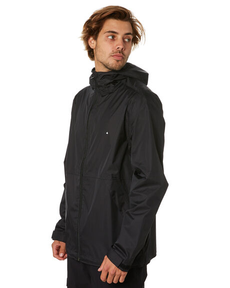 BLACK OUTLET MENS HUFFER JACKETS - MRJA02J1701BLK