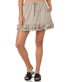 ALMOND OUTLET WOMENS SASS SKIRTS - 12576SWSSALMO