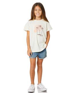 BONE KIDS GIRLS RIP CURL TOPS - JTEAC93021
