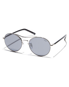 SILVER WOMENS ACCESSORIES LIIVE VISION SUNGLASSES - L0600ASLVR