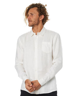 OFF WHITE MENS CLOTHING SWELL SHIRTS - S5184190OFFWH
