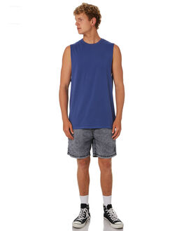 PIGMENT INK MENS CLOTHING SWELL SINGLETS - S5201271PGINK