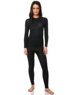 BLACK BLACK SURF WETSUITS PEAK STEAMERS - PK626L1619