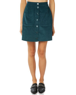 TEAL OUTLET WOMENS RUE STIIC SKIRTS - SW18-11-1TLTEAL