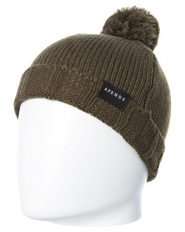 OLIVE WOMENS ACCESSORIES AFENDS HEADWEAR - A182612OLV