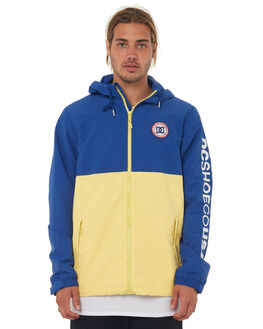 SNAPDRAGON MENS CLOTHING DC SHOES JACKETS - EDYJK03149YFB0
