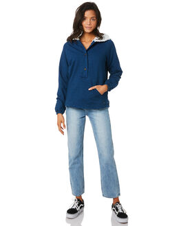WASHED DENIM WOMENS CLOTHING O'NEILL JUMPERS - 5321511WSD