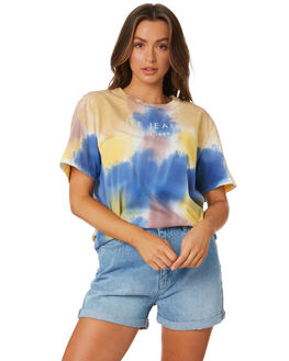 FIRE DRIP WOMENS CLOTHING LEE TEES - L-652025-NW4