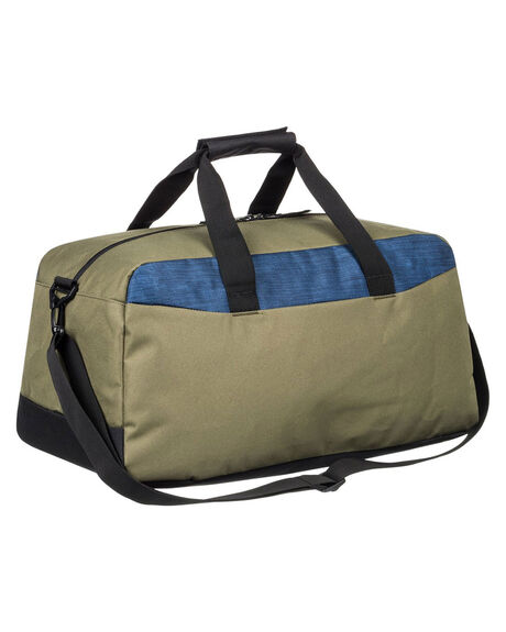 BURNT OLIVE MENS ACCESSORIES QUIKSILVER BAGS + BACKPACKS - EQYBL03176-GPZ0