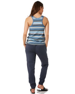 BLUE NIGHT WOMENS CLOTHING RUSTY PANTS - PAL1109BNI