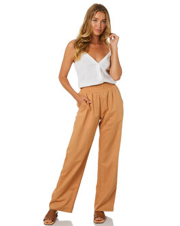 CLAY WOMENS CLOTHING NUDE LUCY PANTS - NU23823CLY